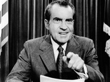 President Richard Nixon Presents a New Vietnam Peace Plan