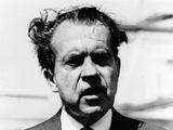 President Richard Nixon's Bad Hair Day