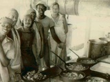 Kitchen Workers at the People's Temple Agricultural Project