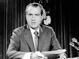 President Richard Nixon Announced the Imposition of Wage and Price Controls for 90 Days