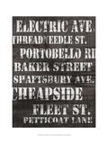 Streets of London II