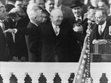 Eisenhower&#39;s First Inauguration