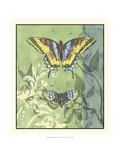 Embellished Vibrant Butterflies II