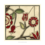 Floral Mosaic II