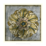 Rosette and Damask IV