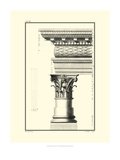 B&W Column and Cornice III