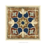 Vintage Woodblock II