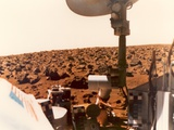 Viking 1 on the Martian Surface on July 24  1976