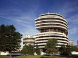 Watergate Hotel  Site of Break-In of Democratic Party by Agents of Nixon Administration  ca 2000