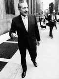 Frank Costello  78  Organized Crime Boss  Leaves the New York County District Attorney's Office