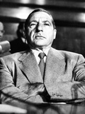 Mob Boss  Frank Costello in the Witness Chair