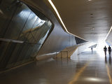 Pavilion Bridge  Zaragoza  Spain