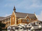 Wellington Monastery  North Island  New Zealand