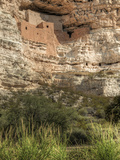 Montezuma Castle National Monument  Arizona  USA