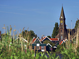 Former Industrial Town  Zaanse Schans  Zaanstad  Netherlands