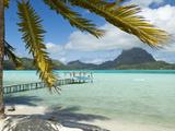 Mount Otemanu  Bora Bora  French Polynesia