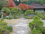 Okochi Sanso Villa  Sagano  Arashiyama  Kyoto  Japan