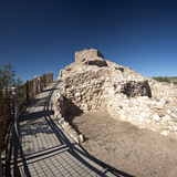 Tuzigoot National Monument  Arizona  USA