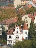 Skyline of Bamberg  Germany