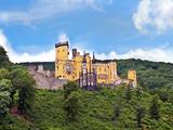 Schloss Stolzenfels  Koblenz  Germany