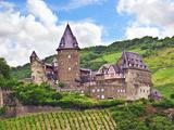 Schloss Stahleck  Bacharach  Germany
