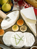 French Cheeses  France