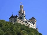 Castle Marksburg  Braubach  Germany