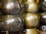 Antique Tea Urns  Hong Kong  China