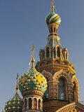 Church of the Saviour of Spilled Blood  Saint Petersburg  Russia