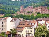Heidelberg Castle  Heidelberg  Germany