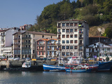 Commercial Fishing Port  Village of Pasai San Pedro  Spain