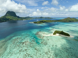 Bora Bora  Society Islands  French Polynesia