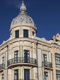 Harborfront Buildings  Llanes  Spain