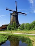 Windmills  Zaanse Schans  Zaanstad  Netherlands