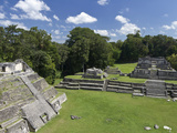 Caracol Ancient Mayan Site  Belize