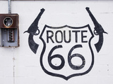 Route 66  Two Guns  Arizona  USA