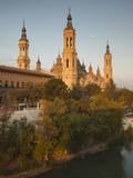 Basilica De Nuestra Senora De Pilar  Zaragoza  Spain