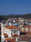 Town View  Ribadesella  Spain