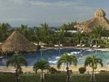 Saltwater Pool at Resort Hotel  Placencia  Belize