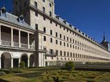 El Escorial Royal Monastery and Palace  San Lorenzo De El Escorial  Spain