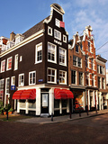 Traditional Dutch Architecture  Amsterdam  Netherlands