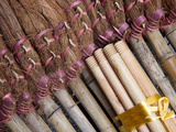 Handmade Brooms  Hong Kong  China
