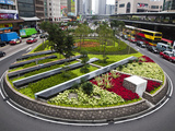 Garden Roundabout  Hong Kong  China