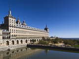 El Escorial Royal Monastery and Palace  San Lorenzo De El Escorial  Spain
