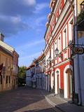 Pilias Street  Vilnius  Lithuania