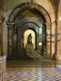 La Catedral Metropolitana  Santiago  Chile