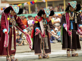 Traditional Dances  Ladakh  India
