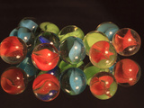 Reflections of Marbles  Georgia  USA