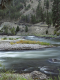 Salmon River  Idaho  USA