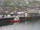 Port  Stromness  Orkeny Islands  Scotland